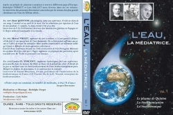 DVD L'eau, la médiatrice - Quinton;Violet;Vincent