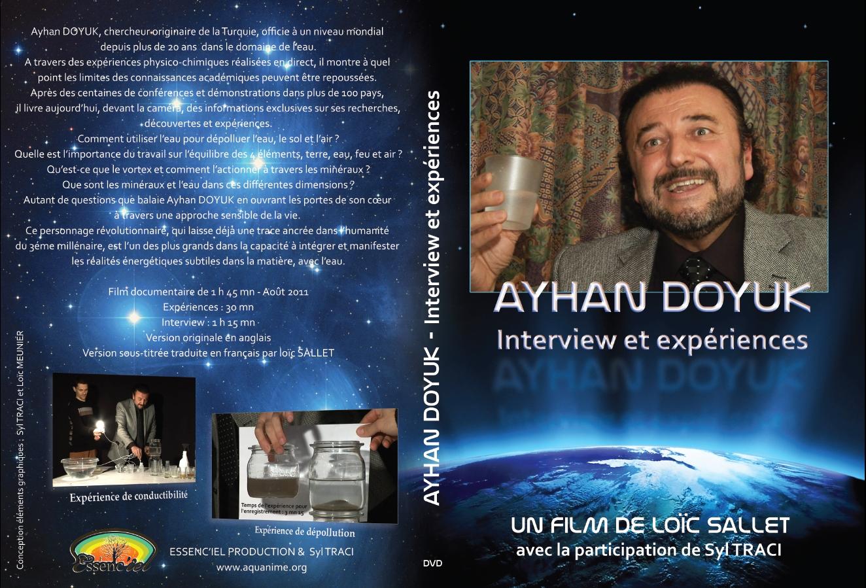 L'eau de la vie. Joie ! Ayhan_Doyuk_interview_experiences_0